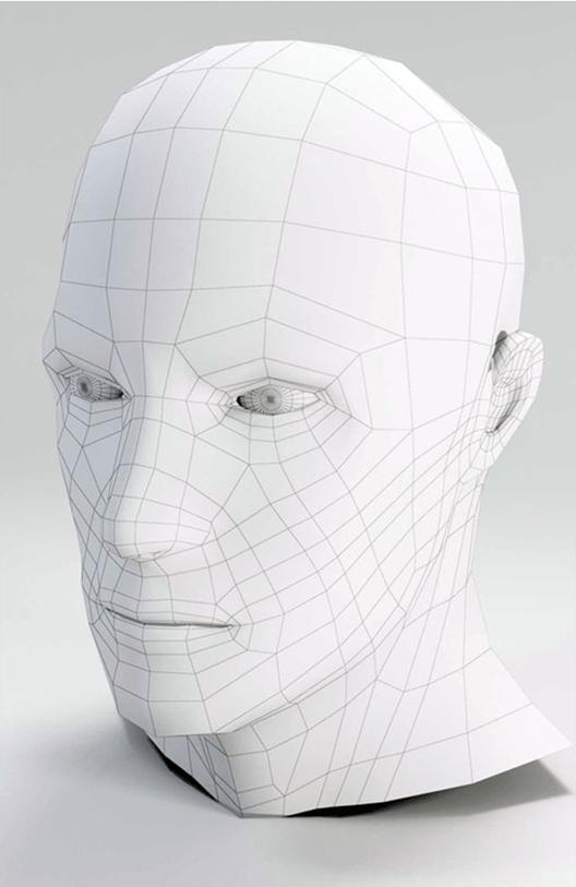 3D Head scanner