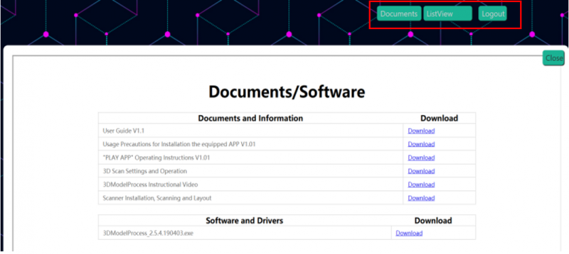 Documents and software