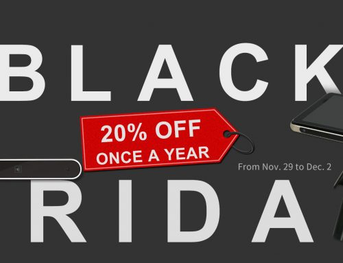 Revopoint's Black Friday Sales Going on