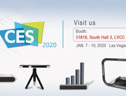 Join us at CES 2020 in Las Vegas