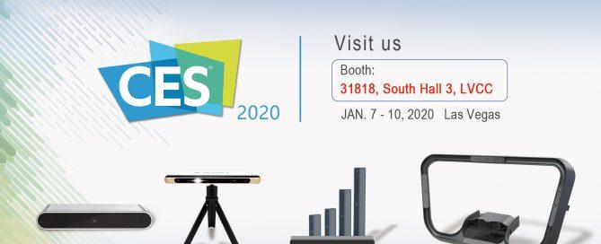 CES 2020 in Las Vegas