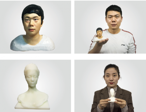Image Completion Technology Released by Revopoint to Improve 3D Face Printing