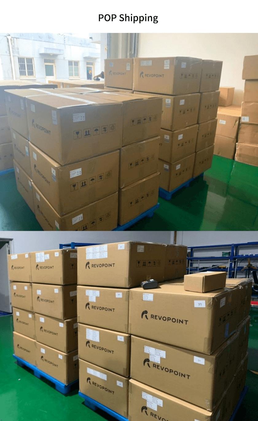 POP shipping
