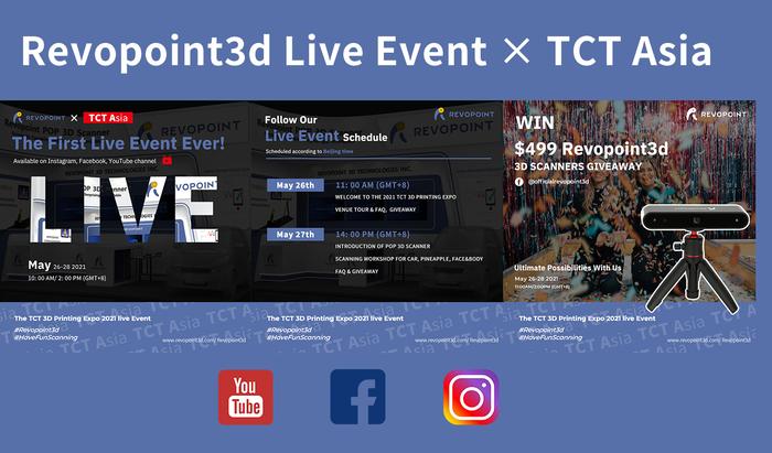 Second Livestream of TCT Asia 2021